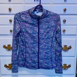 Girl's athletic jacket
